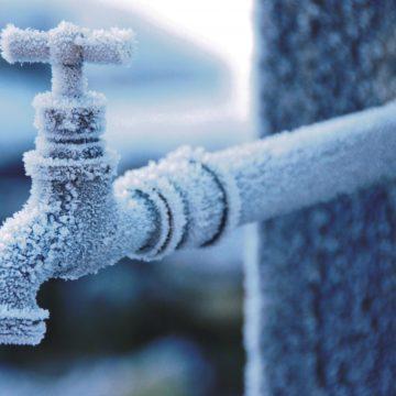 Video | Recomandări privind protecția apometrelor și instalațiilor de alimentare cu apă împotriva înghețului