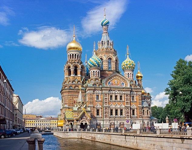 rusia sankt petersburg nevski prospekt