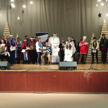 VIDEO – Serbare de Crăciun cu tinerii de la ASSOC