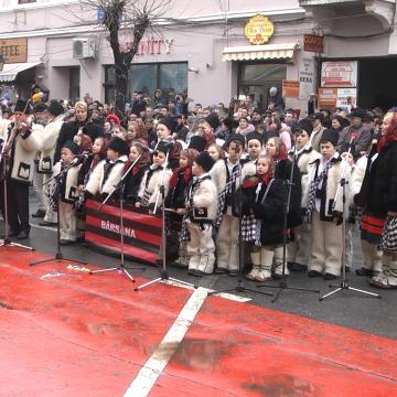 Video|Datini, spectacole și lume multă la Festivalul Marmația