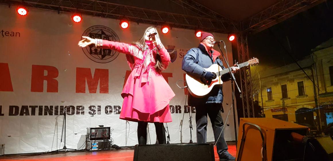 Video|Spectacol de gală în cadrul Festivalului Marmația