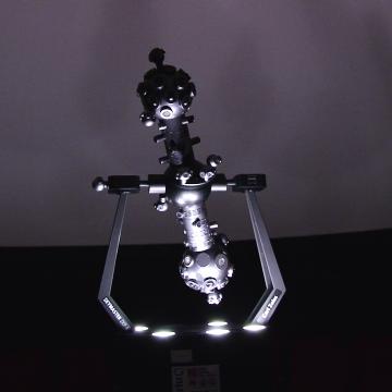 VIDEO | Stele de Crăciun, la Complexul Astronomic