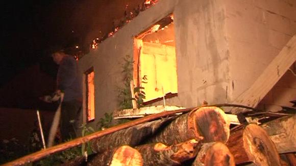 Incendiu în Baia Mare. O persoană a decedat