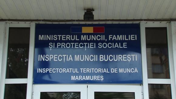 56 de angajatori, luați la puricat de Inspectoratul Teritorial de Muncă Maramureș