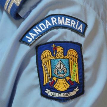 Video|Jandarmii maramureșeni, la datorie în Baia Mare, Târgu Lăpuș și Sighetu Marmației