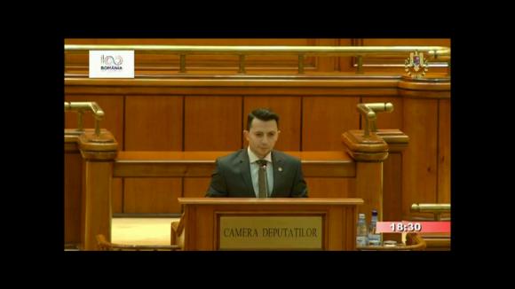 Video|Deputatul Duruș, interpelare pentru stoparea tăierilor ilegale de păduri