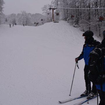 Cupa C.S.S Baia Sprie la schi alpin