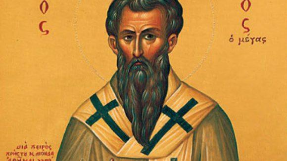 Credincioșii îl sărbătoresc în 1 ianuarie pe Sfântul Vasile cel Mare