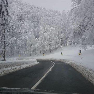 Raman inchise temporar DJ 183 Valea Neagra –Izvoare si DJ 183A, Mara-Runcu