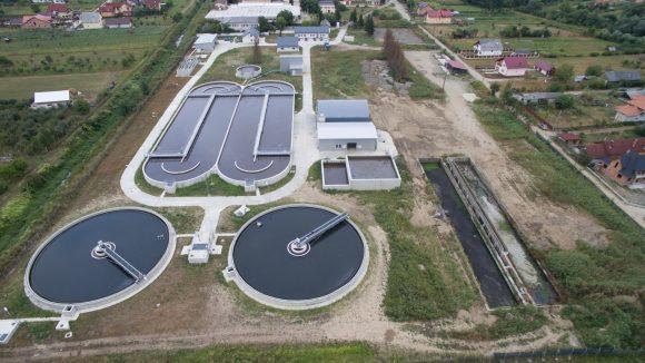 Modernizarea și dezvoltarea infrastructurii de apă și canalizare în municipiul Sighetu Marmației