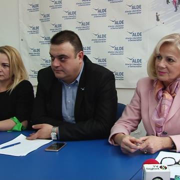 VIDEO | Se face ordine în ALDE Maramureș
