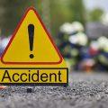 Pieton căzut pe carosabil, călcat de o mașină