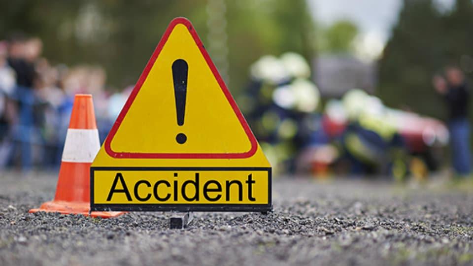 VIDEO | Accident în Șomcuta Mare