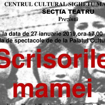 """""""Scrisorile mamei"""", o dramă după o poveste reală care a început la Sighet"""