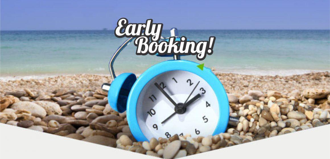 Oferte Early Booking până la 31 ianuarie! Profită acum!