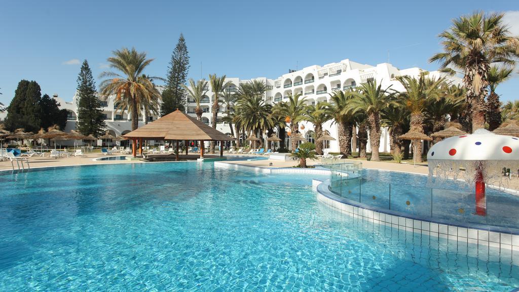 eb 2 tunisia sousse Hotel Marhaba Beach