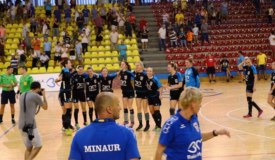 VIDEO – A patra victorie în cinci meciuri pentru fetele de la Minaur
