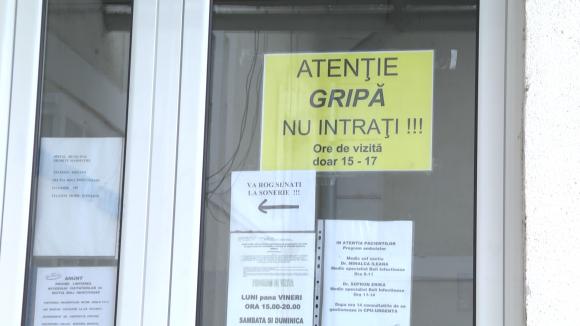 VIDEO | E epidemie de gripă, a fost declarată oficial. 54 de oameni au murit