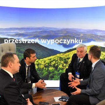 Discuții despre dezvoltare economică, alături de reprezentanții camerelor de comerț din Maramureș și Rzeszow