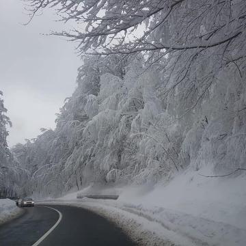 Cum se circulă pe drumurile din Maramureș