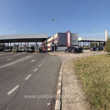 VIDEO | Lucrătorii ITPF Sighet au recuperat o mașină furată din Bulgaria