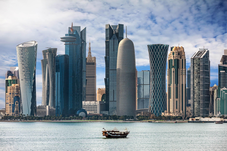 qatar 1 dhow corniche