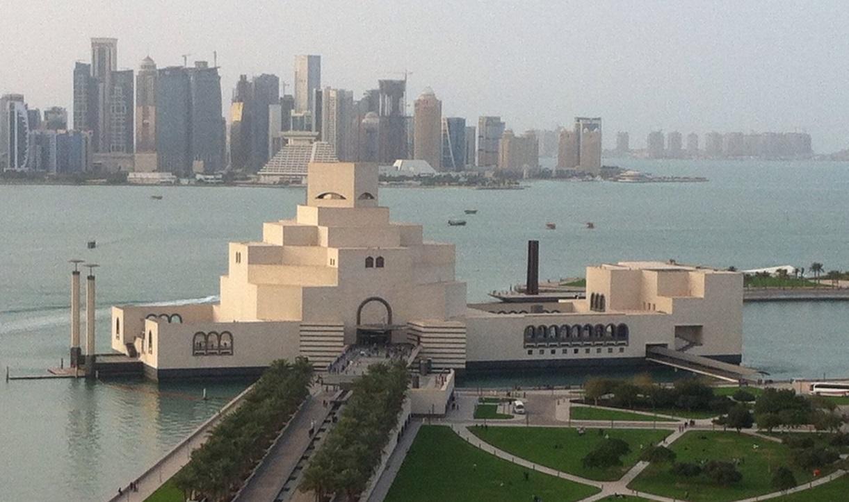 qatar 2 muzeu arta islamica