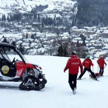 VIDEO | Girofaruri pentru salvamontiști