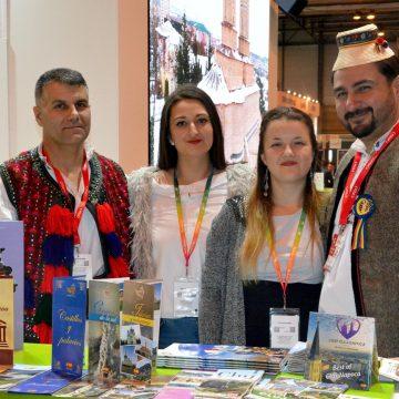 VIDEO | Sighetul, promovat la unul dintre cele mai mari târguri de turism din Europa