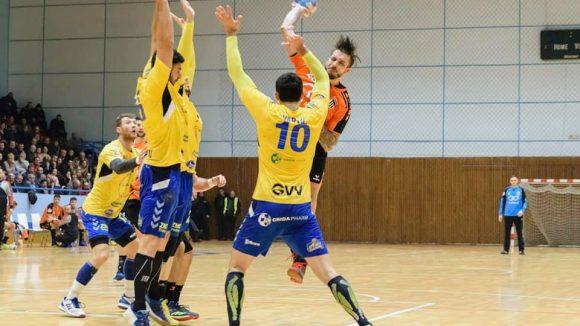 VIDEO | Minaur, învinsă de Dunărea Călărași într-un meci în care a condus și cu cinci goluri