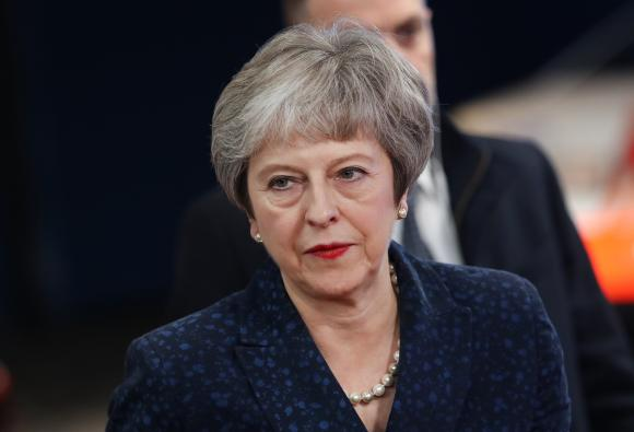 Parlamentul britanic respinge Acordul Brexit al Theresei May