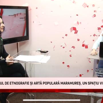 VIDEO | Actualitatea MaraMedia – Peste 27.000 de vizitatori la Muzeul Judeţean de Etnografie şi Artă Populară Maramureş, un spaţiu viu