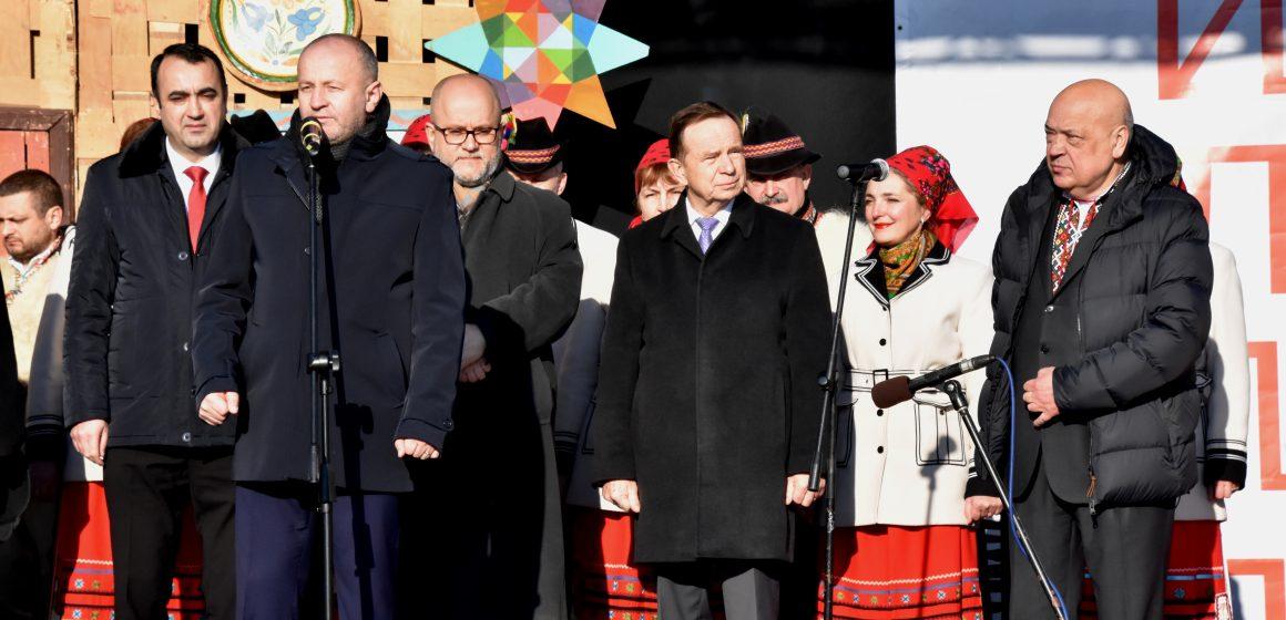 """Reprezentanți ai Maramureșului prezenți la a doua ediție a Festivalului """"Vasylya"""" din Ucraina"""