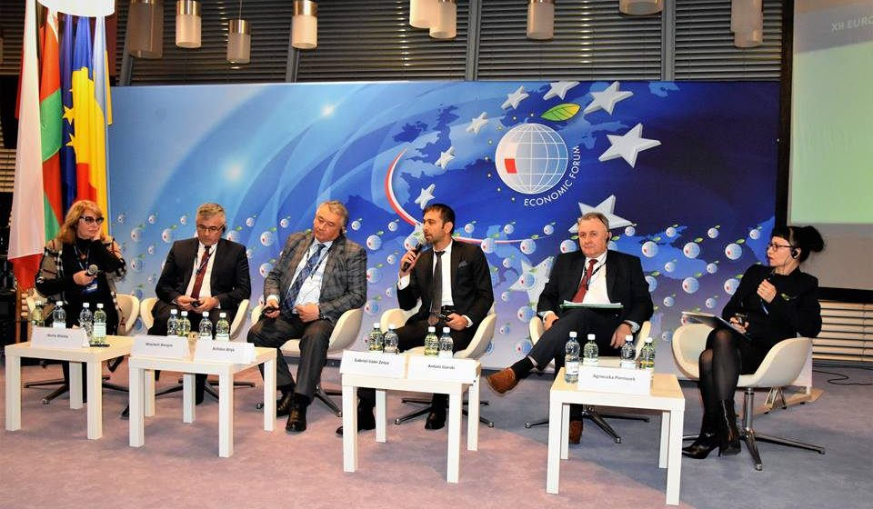 VIDEO | Județul Maramureș a fost prezentat de președintele CJ, Gabriel Zetea, la Forumul Economic de la Rzeszow