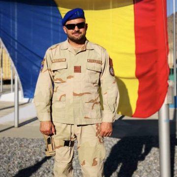 Misiune îndeplinită cu succes! Distincție NATO pentru jandarmul maramureșean, plt. maj. Daniel Lazăr