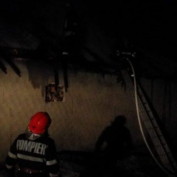 DGASPC ia măsuri în cazul bebelușului mort în incendiul din Dumbrava