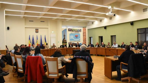 Președintele ANAP s-a întâlnit cu primarii și reprezentanții autorităților locale din cadrul Serviciului de Achiziții Publice