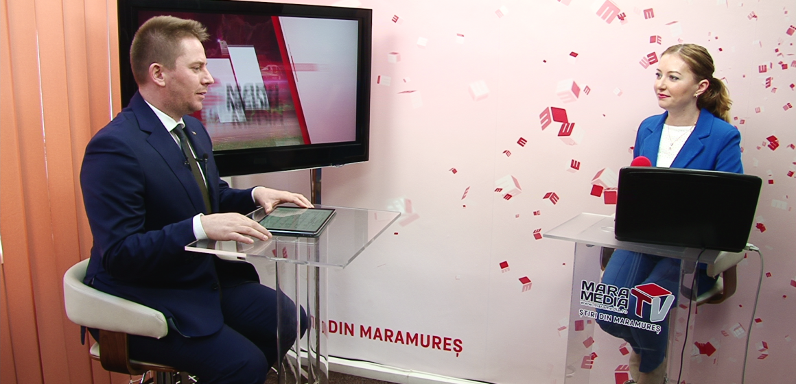 VIDEO | Actualitatea MaraMedia – Oportunități de dezvoltare pentru orașul Baia Sprie