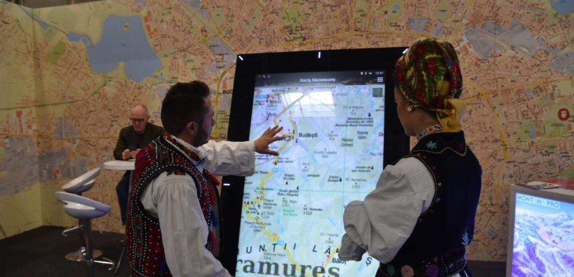 Aplicație de mobil pentru promovarea județului : visitMaramures