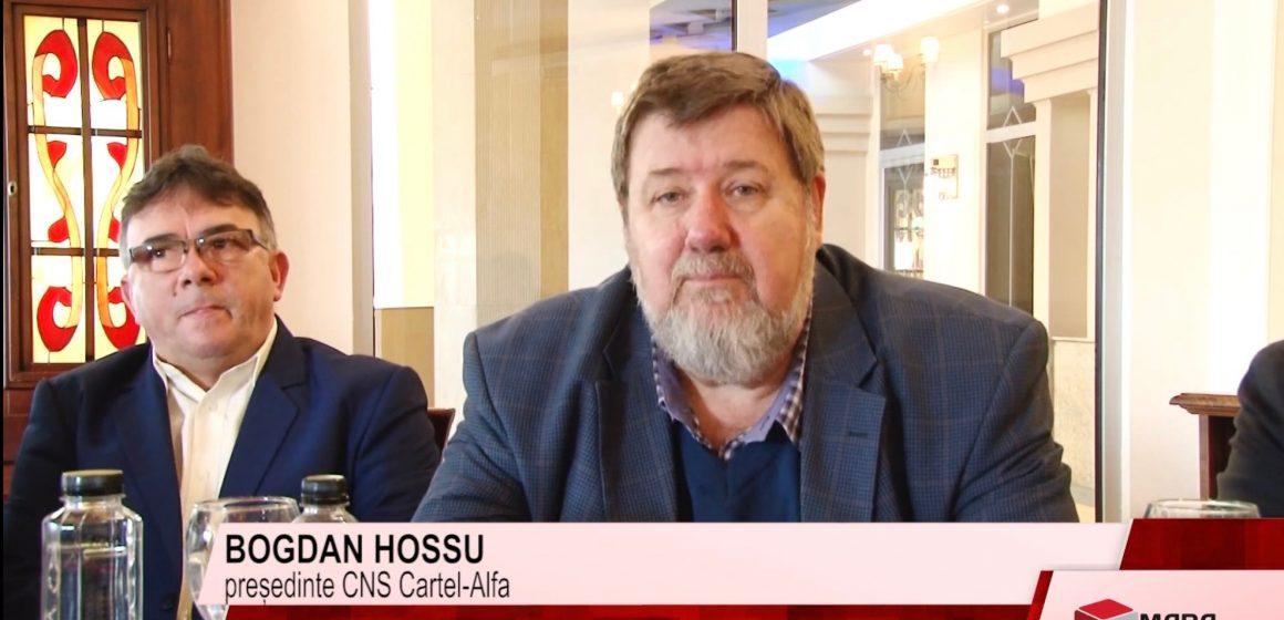 VIDEO –  Actualitatea MaraMedia – Preşedintele Cartel Alfa, în Baia Mare. Declaraţii privind bugetul pe 2019