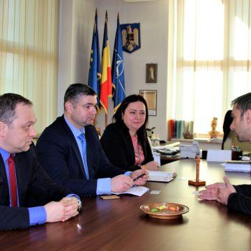Camera de Comerț și Industrie a Republicii Moldova s-a arătat interesată de colaborări cu județul Maramureș