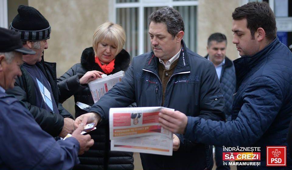Demisie la vârf în organizația PSD Maramureș
