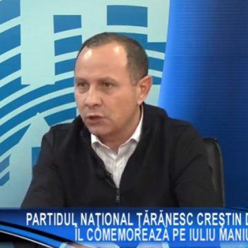 Aurelian Pavelescu despre cum îl comemorează PNŢCD pe Iuliu Maniu