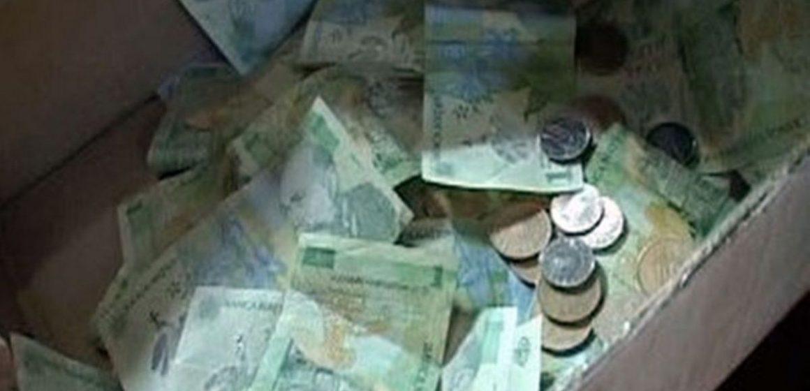 VIDEO | Hoți fără frică de Dumnezeu – au furat bani din biserică