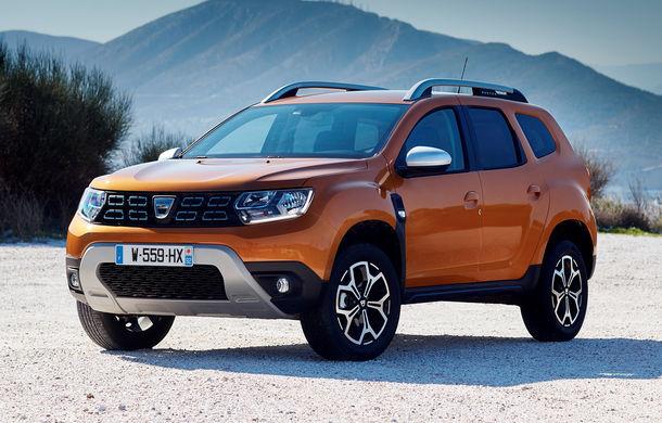 Dacia lansează o nouă versiune Duster şi trei modele noi