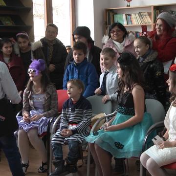 VIDEO – Caragiale și Creangă văzuți prin ochii copiilor