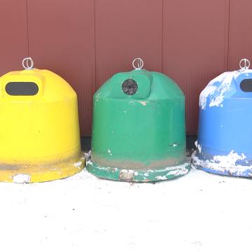 VIDEO | Cum se implementează colectarea selectivă a gunoiului în Sighet