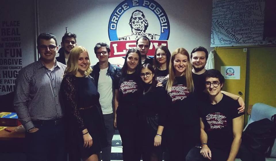Video|Conducere nouă la Liga Studenților