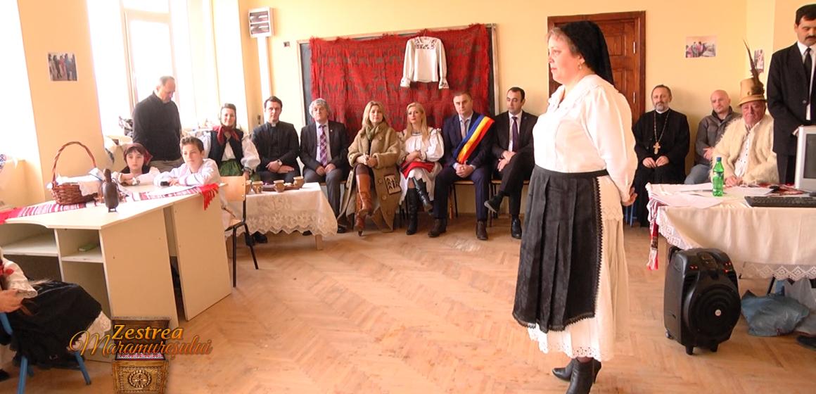 Despre opționalul de folclor în școli la Zestrea Maramureșului