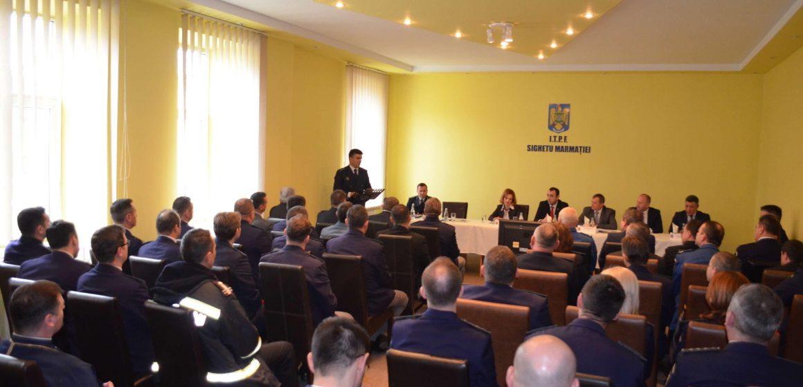 VIDEO | Raport de activitate al ITPF Sighetu Marmației
